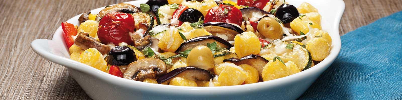 Kartoffelnudeln & Gnocchi